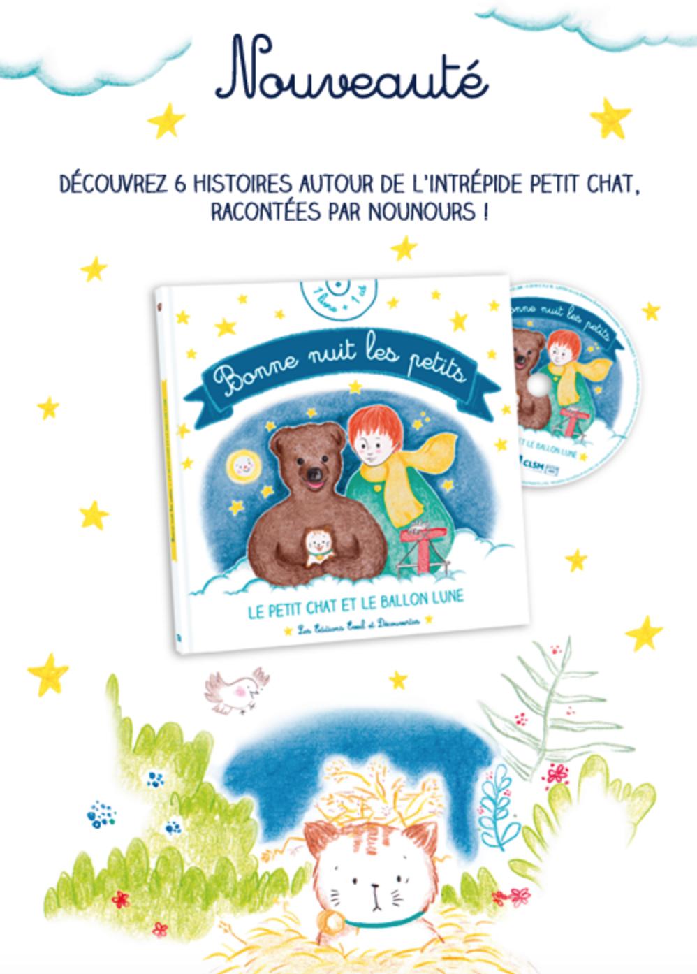 Un tout nouveau livre cd f vrier 2017 bonne nuit les petits site officiel - Nouveau livre thermomix 2017 ...